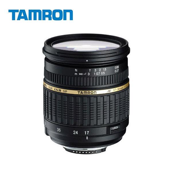 탐론 정품 17-50mm F2.8 표준줌렌즈 (AN) 캐논용