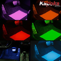 차량용 LED 풋등 세트 / 무드등킷트 / 무드등 풋등