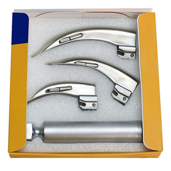 Professional  레링고 세트 - Laryngoscope 3Blade