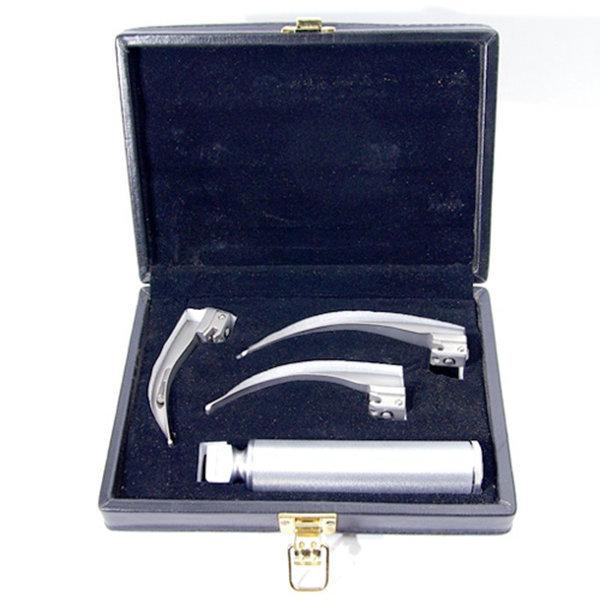 KASCO  레링고 세트 17-055L - Laryngoscope 3Blade