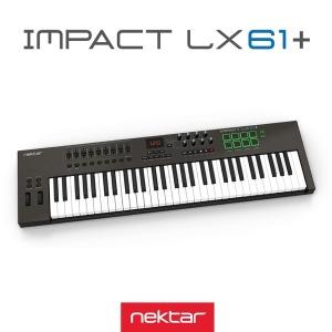 Nektar Impact LX61+ 마스터키보드