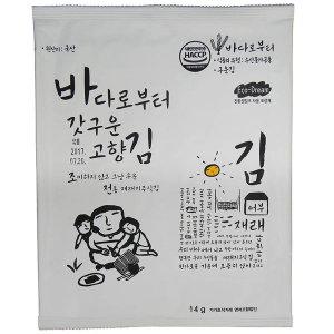 가가호 온가족 건강 구운고향김 (14g 10입) 3개