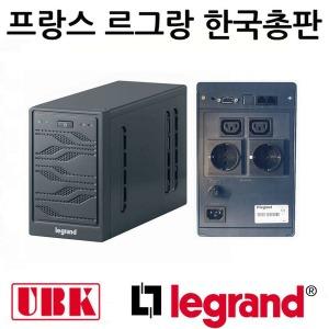 UPS 니키1000/1KVA/600W프랑스르그랑 무상보증2년