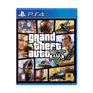 PS4 GTA5 한글판 / 중고