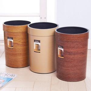 순 미국의 패션 창조적 인 모방 나무 곡물 플라스틱