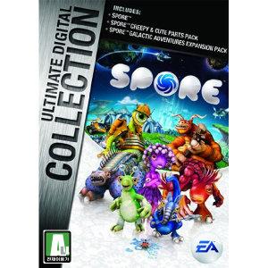 (PC-CODE) 스포어 컴플리트 에디션 (SPORE)