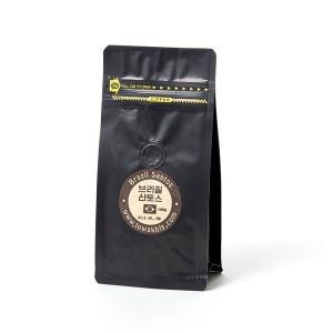 P-산토스 커피원두100g  루왁커