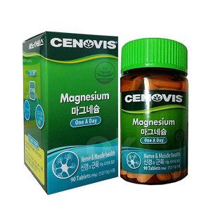 세노비스 마그네슘 1000mg X 90정 (90일분)
