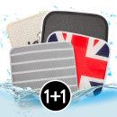 1+1 3D 쿨썸방석/차량용방석/통풍방석/여름/차량용품