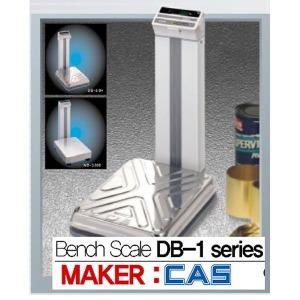 CAS DB-150A (150Kg 최소:20/50g) 목욕탕 헬스장 저울
