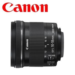 캐논 EF-S 10-18mm IS STM 광각렌즈