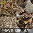 인차 국내산 우슬 300g 두충 홍화씨 뿌리 오가피