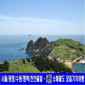 KTX 서울수원평택천안출발 소매물도여행 소매물도유람선 외도보타니아 기차여행당일여행국내여행