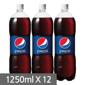 펩시콜라/코카콜라/사이다/1.25L 12페트/500ml
