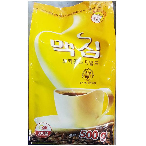 모카골드커피(맥심 500g)/식당용/식자재용/커피/업소/