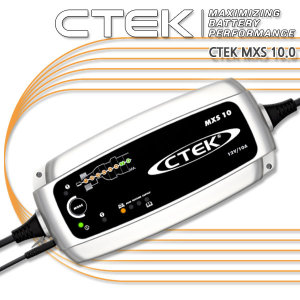 CTEK 스마트 충전기 MXS 10.0 /MXS10.0/CTEK