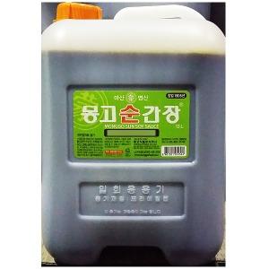 순간장(마산몽고 13L)/참치간장/몽고간장/식자재용/70