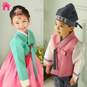 소문난집 아동한복 유아한복 남아한복 여아한복돌한복