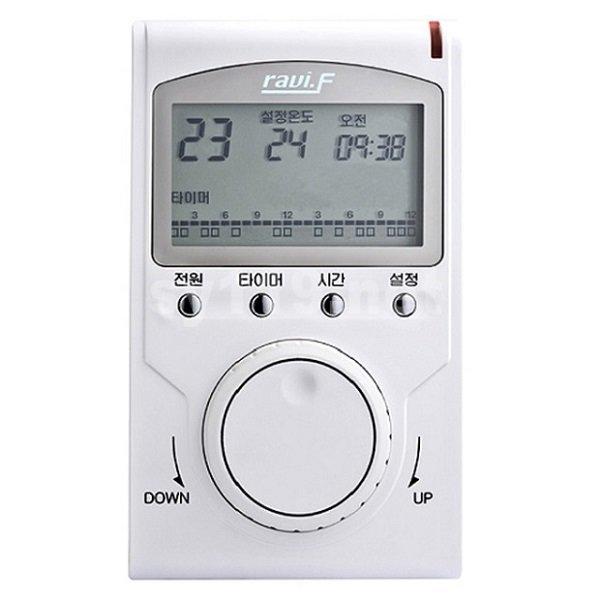 세영하이텍 디지털 온도조절기 raviF ravi.F 지역난방