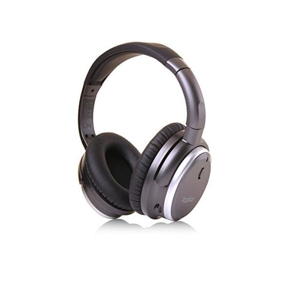 H501 Active Noise Cancelling Over-ear Headphone...