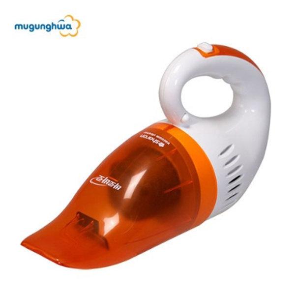 핸디형청소기 MC-B601/충전식/영구필터/틈새흡입구