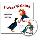 노부영 세이펜 I Went Walking (PB+ CD )
