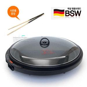 독일 BSW 대형 전기후라이팬/전기그릴/피자팬