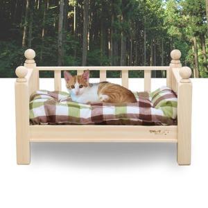 무료배송)편백나무 애견가구 원목 강아지침대및쇼파