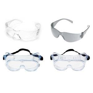 3M 보안경 고글 보호 안경 산업용 작업 안전 눈보호