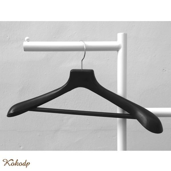 10개묶음 정장용 바지 옷걸이 양복 옷가게 플라스틱