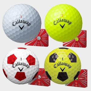 (캘러웨이코리아)2016크롬소프트 골프볼 (4피스)