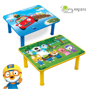 뽀로로 공부상/유아밥상 어린이책상