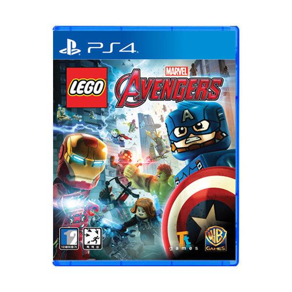 레고 마블 어벤져스 PS4 LEGO Marvels Avengers