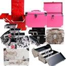 가방몰 세련된 메이크업박스/메이크업가방/네일가방