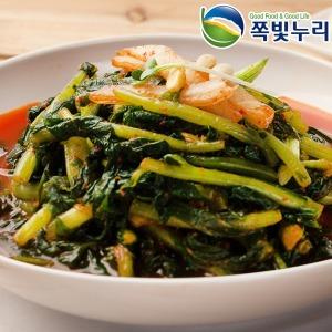 얼갈이 2kg+2kg 김치 열무/ HACCP 국내산농산물100%