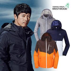 장혁의 웨스트우드 남여바람막이 6종