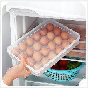 계란 30구 보관함 계란트레이 냉장고정리 보관용기