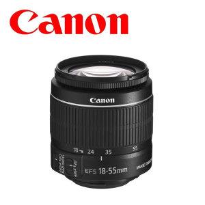 캐논 EF-S 18-55mm F3.5-5.6 IS II 번들렌즈 (정품)