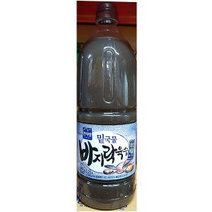 바지락 육수(면사랑 1.7K) 국물 소스 원액 액기스