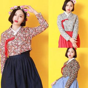 생활한복 한복반티 꽃한복 패션한복 세상
