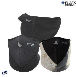 블랙마운틴 방한마스크-머프 (등산마스크 마스크