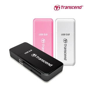 RDF5 USB3.0 메모리카드 리더기/micro/SDHC 겸용