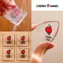 체리나무 밀림 미끄럼 방지패드 유아 폴더 놀이방매트