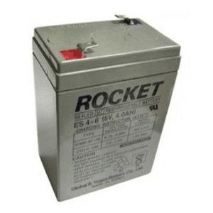 로케트  전동차 배터리 6V4 Ah 6V4Ah 로케트배터리