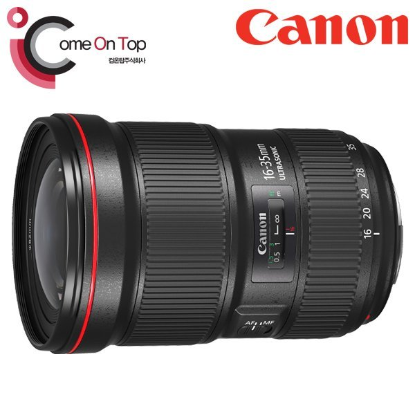 (컴온탑)캐논 EF 16-35mm F2.8L III(정품/새상품)