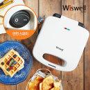 WSW-6137 간식메이커 3종/와플메이커/기계