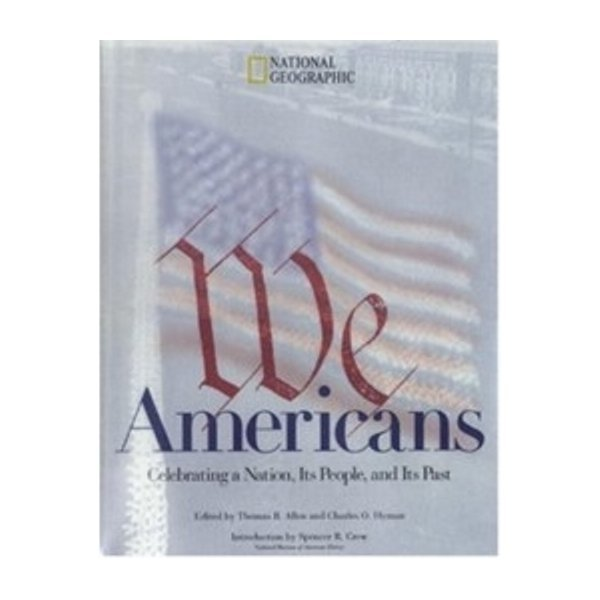 We Americans: Who We Are  Where We ve Been /내셔널 지오그래픽