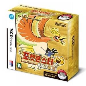 NDS(한글판)포켓몬스터 하트골드 닌텐도 중고칩